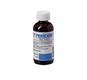 3M™ Peridex 0.12% Oral Rinse Herbal Mint, 4oz