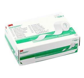 "Durapore™ Surgical Tape, Silk, 1"" x 10yds  - 12/Box"
