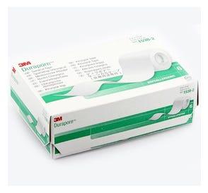 "Durapore™ Surgical Tape, Silk, 2"" x 10 yds  - 6/Box"
