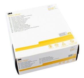 "Steri-Strip™ Skin Closure, Reinforced Adhesive, 1"" x 5"" - 25/Box"