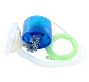 Resuscitator Bag w/Flexible Tubing Resevoir Adult