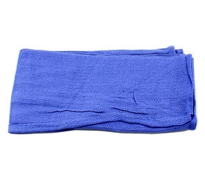 """ACTISORB™ Blue O.R. Towels, 100% Cotton, 17"""" x 26"""", Sterile, - 4/Pack"""