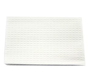 "Patient Towel Tissue/Poly 13"" x 18"" 3-Ply White - 500/Case"