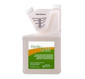 Hyde-Out® Aldehyde Neutralizer, 32 oz Bottle - 12/Box