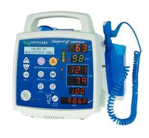 VitalCare™ Patient Monitor w/NIBP, CSI SpO₂ & Printer