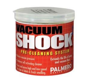 Vacuum Shock™ Pre-Cleaning System, 25 Tablets/Jar - 25/Jar