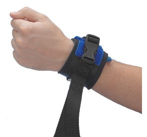 Twice-as-Tough® Quick-Release Restraint Cuffs - 1 Pair