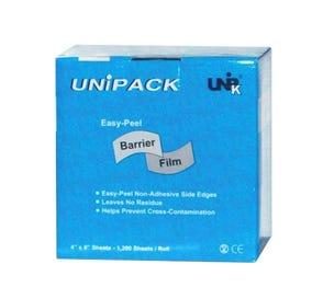 "Barrier Film Easy Peel 4"" x 6"" - 1200/Sheets"