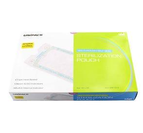 """See-Through Self Seal Sterilization Pouch, 10"""" x 15"""", - 200/Box"""