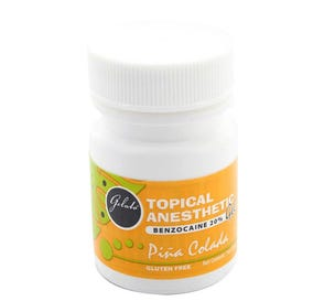 Gelato® Topical Anesthetic Gel, 1 oz Piña Colada