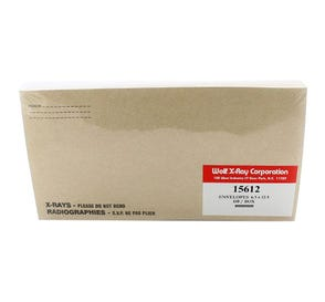 "X-Ray Film Envelope 6.5"" x 12"" - 100/Box"