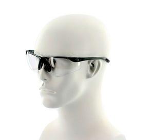 Tech Specs™ Safety Eyewear Grey Frame Grey Lens