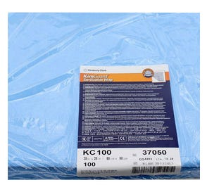 "KIMGUARD ONE-STEP Sequential Sterilization Wrap, 20"" x 20"" 100/Bag - 100/Bag"