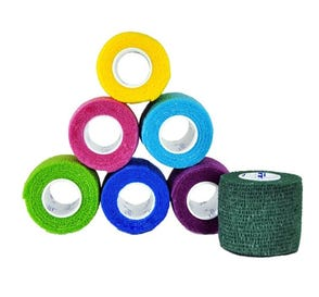 "CO-Ease Self-Adherent Wrap 1"" x 5yds - 60/Box"