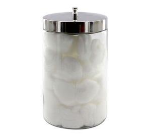 "Sundry Jars Unlabeled 7"" x 4.25"" - 6/Case"