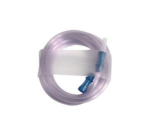 "Suction Tubing 3/16"" x 6' w/Connector Sterile - 50/Case"