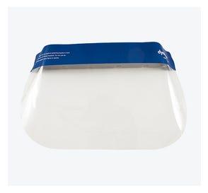 Face Shields, Full-Length, 40/Case - 40/Case