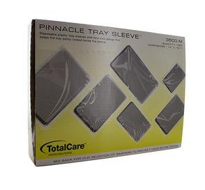 """Tray Sleeve For Mayo Tray 14"""" x 19 1/2"""" Clear - 500/Box"""