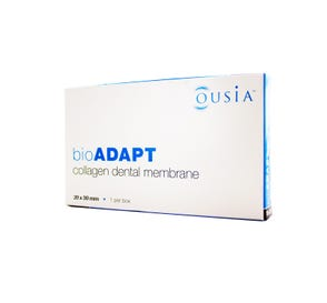bioADAPT Barrier Membrane 20x30mm - 1/Box