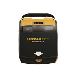 LifePak CR Plus AED Pads (2 Sets) and Charge-Pak
