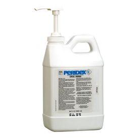 3M™ Peridex™ Chlorhexidine Gluconate Oral Rinse 0.12% Herbal Mint, 64oz
