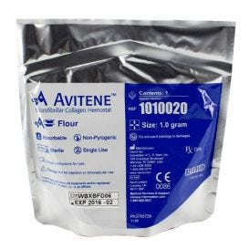 Avitene™ Microfibrillar Collagen Hemostat Flour, 1gm