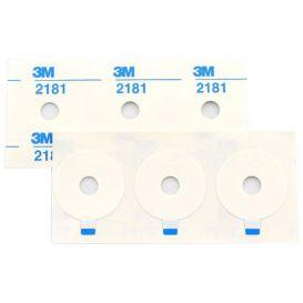 "1-1/4"" X 11/32"" Double Stick Discs - 102/Pack"