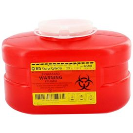 Sharps Collector, 3.3 Quart (Small), Red