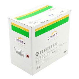 GAMMEX® Non-Latex Surgical Gloves, 7.5, Latex-Free, Powder-Free - 100/Box