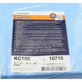 "KIMGUARD ONE-STEP Sequential Sterilization Wrap, 15"" x 15"" 1000/Case - 1000/Case"