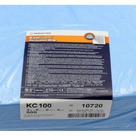 "KIMGUARD ONE-STEP Sequential Sterilization Wrap, 20"" x 20"" 1000/Case - 1000/Case"