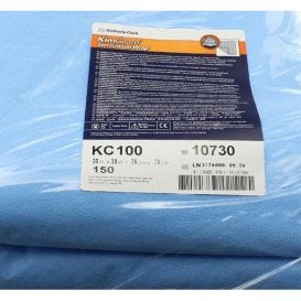 "KIMGUARD ONE-STEP Sequential Sterilization Wrap, 30"" x 30"" 300/Case - 300/Case"