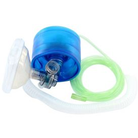 Resuscitator Bag w/Flexible Tubing Resevoir Adult