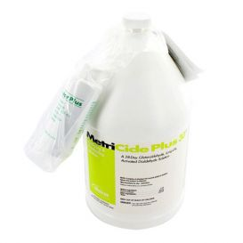 MetriCide Plus 30® 3.4% Sterilizing & Disinfecting Solution, Gallon with Activator Plus, 149gm Bottle
