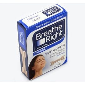 Breath Right Strips Large - 30/Box