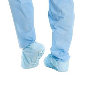X-TRA TRACTION Shoe Cover, X-Large, Blue - 240/Case