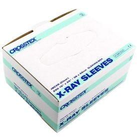 "X-Ray Sleeve, 15"" x 26"", Clear - 250/Box"