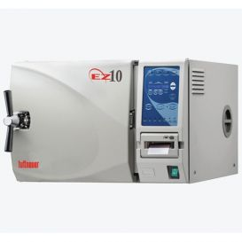 "EZ10™ Fully Automatic Autoclave, 6 Gallon, 10"" x 19"" Chamber, 1400W"