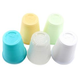 Plastic Cups, 5 oz, Lavender - 1000/Case