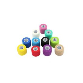 """Co-Ease Cohesive Bandage Assorted Colors 2"""" x 5Yds - 36/Box"""