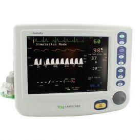nGenuity® Patient Monitor w/ECG SpO2, NIBP, EtCO2, Resp, Printer