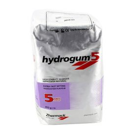 Hydrogum®5 Alginate Extra Fast Set Refill 453g (1 lb) Bag Fruit Flavor