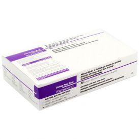 Earloop Face Mask, Anti-Fluid, Anti-Fog, w/Shield, ASTM Level 1 Lavender - 25/Box