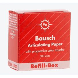 Articulating Paper Red 200 Micron - 300/Box