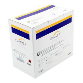 GAMMEX® Non-Latex PI Surgical Gloves, 7, Latex-Free, Powder-Free - 100/Box