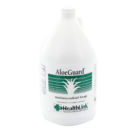 AloeGuard® Antimicrobial Soap Refill for Pump or Flip-top Bottle, 1 Gallon