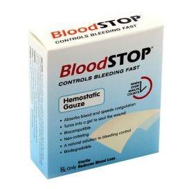 "BloodSTOP® Hemostatic Gauze, 2"" x 2"", - 20/Box"