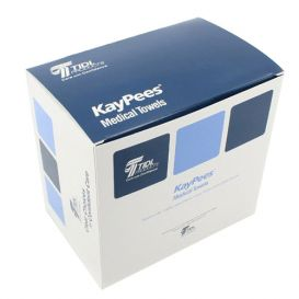 "Kay-Pees® Professional Towel 13 1/2"" x 17 1/2"" White - 500/Case"
