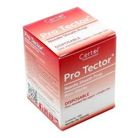 Pro Tector® Needle Sheath Prop - 100/Box