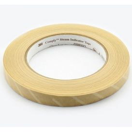 "Comply™ Steam Autoclave Tape .47"" x 60 yds,"